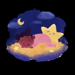 Baby Sleeping AA